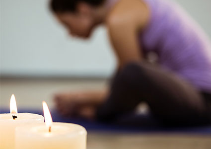 relax meditation course